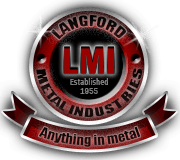 Langford Metal logo